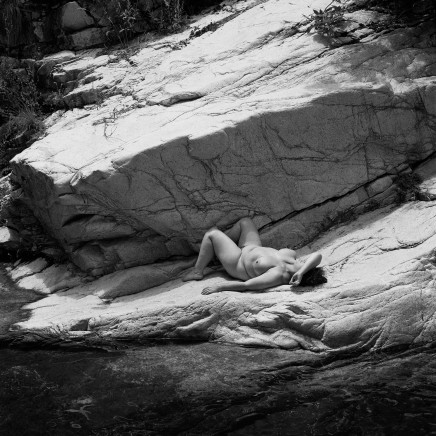 Ruth Kaplan, Tassajara Hot Springs, California, U.S.A., 1992