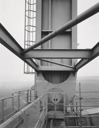 Claudia Fährenkemper, Construction III (Pylon), 1990