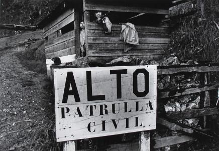 Larry Towell, Alta Verapaz, Guatemala, 1987