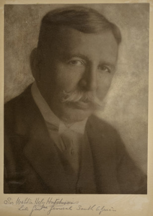 Minna Keene, Sir Walter Hely-Hutchinson, Governor of Cape Colony, 1901-1910 , circa 1908