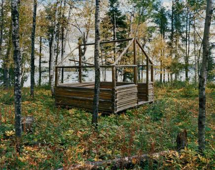 Joseph Hartman, Tent Platform, Collins, ON, 2010