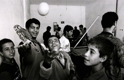 Larry Towell, Beit Hanoun, Gaza, 1993