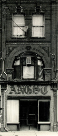 Volker Seding, Angst, 240 Queen St. E., Toronto, 2003