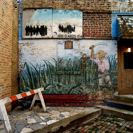 Phil Bergerson, Untitled, Chicago, Illinois [