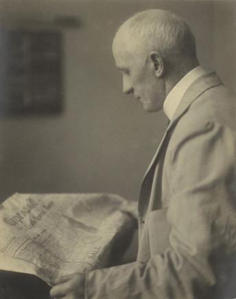Minna Keene, Sir Maitland Hall Park, editor, Cape Times, circa 1910