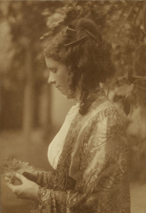 Minna Keene, Miss Woods, circa 1905