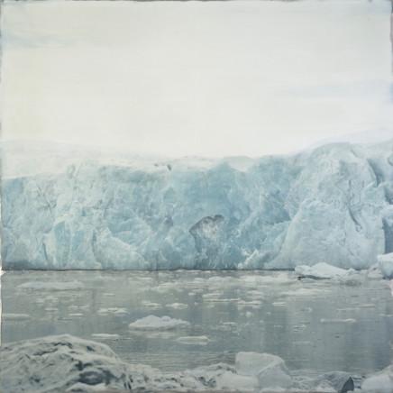Shoshannah White, Sveabreen Glacier, 2015