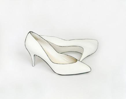 Cynthia Greig, Representation No. 36 (shoes), 2004