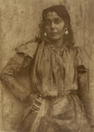 Minna Keene, An Austrian Gypsy, circa 1895