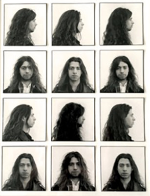 Arnaud Maggs, Starn Twins, 1990
