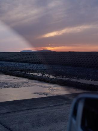 Guillaume Simoneau, Untitled (sunset 02), Takeo city, Saga prefecture, Japan, 2016