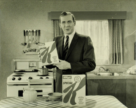 Fritz Spiess, TV Commercial, featuring Joel Aldred