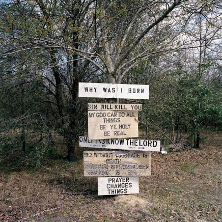 Phil Bergerson, Untitled, Orangeburg, South Carolina [