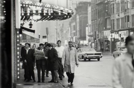 Albert Kish, Yonge St., Toronto, 1965