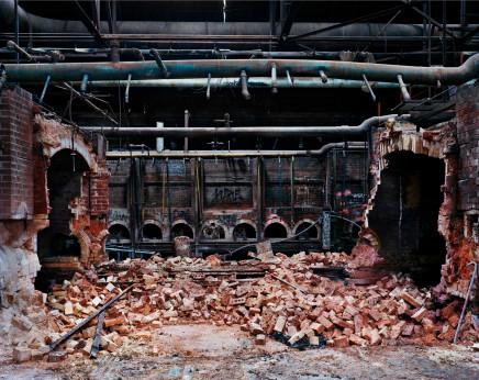Joseph Hartman, Deconstruction, Don Valley Brick Works #3, Toronto, ON, 2009