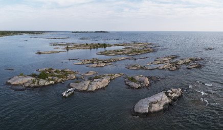 Joseph Hartman, Outer Shoals and Head Islands, Georgian Bay, ON, 2018