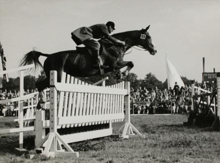 Fritz Spiess, Horse Jumper, -