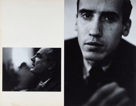 Dave Heath, Mike Levins, 1962