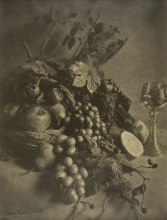 Minna Keene, Fruit Study, circa 1900