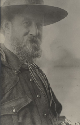 Minna Keene, Henry Snowden Ward F.R.P.S., circa 1907