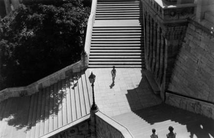 Gabor Szilasi, Fisherman's Bastion, Budapest, 1955