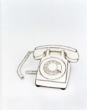 Cynthia Greig, Representation No. 38 (telephone), 2006