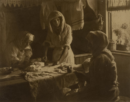 Minna Keene, Cape Malay Laundry, circa 1910