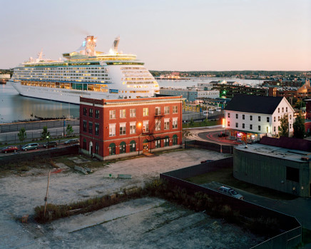 Scott Conarroe, Cruise Ship, Portland, ME, 2009