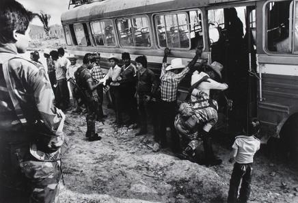 Larry Towell, El Petén, Guatemala, 1987