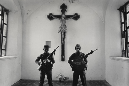 Larry Towell, Suchitoto, El Salvador, 1986