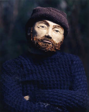 Sarah Anne Johnson, Bearded Man, 2003