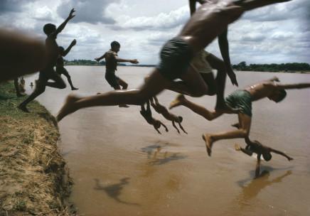 Bruno Barbey, Leticia, Colombian Border (The Amazon River), Brazil, 1966