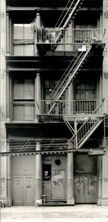 Volker Seding, 111 Mercer St., New York City, 1999