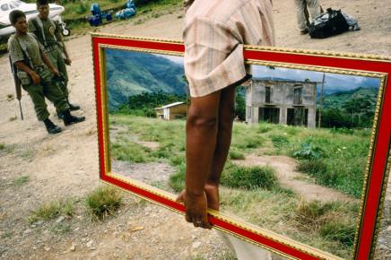 Alex Webb, Palmapampa, Peru, 1993
