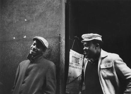 Lutz Dille, NYC, circa 1960