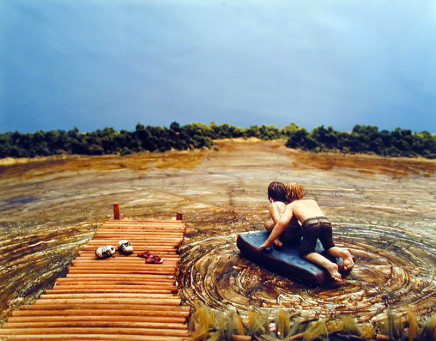 Sarah Anne Johnson, The Raft, 2003-04