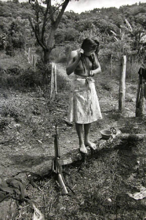 Larry Towell, Morazan, El Salvador, 1991