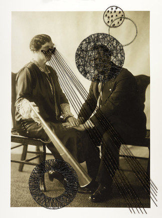 Janet Dey, Harry Houdini (1874-1926) with unidentified assistant, March 2019
