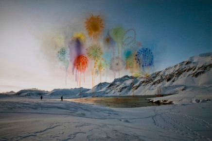 Sarah Anne Johnson, Explosions, 2011