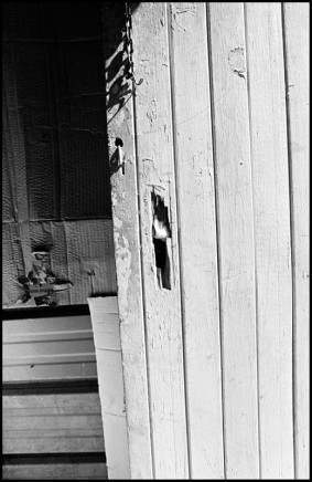 Larry Towell, Interior of AIDS Patient's home, Gugulethu Township, Cape Town, South Africa [12], 2008