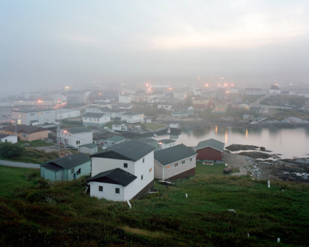 Scott Conarroe, Fog, Port Aux Basques, NF, 2009