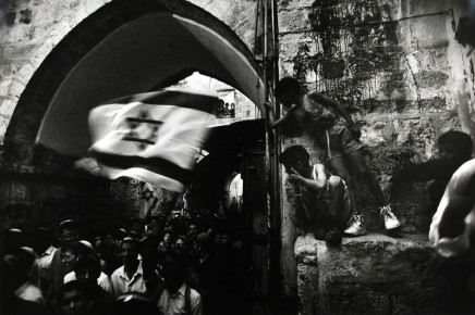 Larry Towell, Moslem Quarter, East Jerusalem, 1993