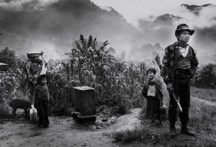 Larry Towell, El Quiché, Guatemala, 1988