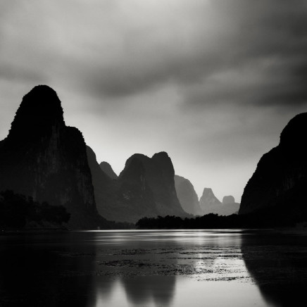 Josef Hoflehner, Li River, Study 3, China, 2006