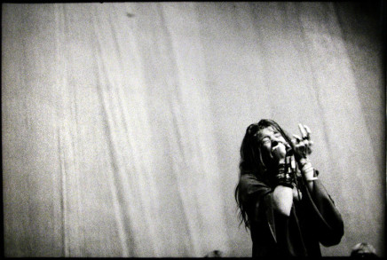 John Max, Janis Joplin at Montreal Forum, Montreal, November 4, 1969