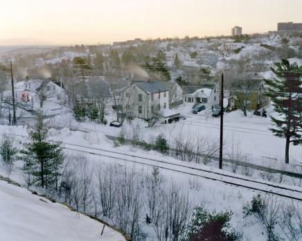 Scott Conarroe, Chimney Houses, Halifax, NS, 2005