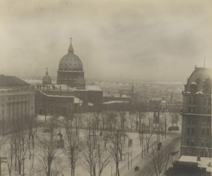 Minna Keene, Montréal, circa 1915