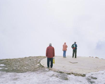 Marco Bohr, Rohers-de-Naye, Obervatory Deck, Switzerland, 2006