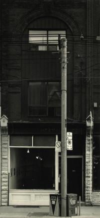 Volker Seding, 1086 Queen St. W., Toronto, 2002