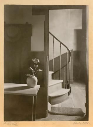 André Kertész, Chez Mondrian, Paris, 1926